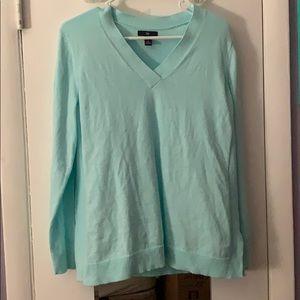 ❄️❄️ Light blue Gap Sweater Size Large ❄️❄️